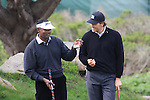 Vijay Singh and Tom Brady