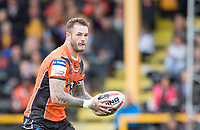 Picture by Allan McKenzie/SWpix.com - 13/05/2017 - Rugby League - Ladbrokes Challenge Cup - Castleford Tigers v St Helens - The Mend A Hose Jungle, Castleford, England - Zak Hardaker.