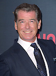 "Pierce Brosnan  attends The Premiere Of The Weinstein Company's ""No Escape"" held at The Regal Cinemas L.A. Live in Los Angeles, California on August 17,2015                                                                               © 2015 Hollywood Press Agency"