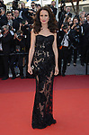 22.05.2017; Cannes, France:  ANDIE MCDOWELL<br /> attends the premiere of &ldquo;Killing Of A Sacred Deer&rdquo; at the 70th Cannes Film Festival, Cannes<br /> Mandatory Credit Photo: &copy;NEWSPIX INTERNATIONAL<br /> <br /> IMMEDIATE CONFIRMATION OF USAGE REQUIRED:<br /> Newspix International, 31 Chinnery Hill, Bishop's Stortford, ENGLAND CM23 3PS<br /> Tel:+441279 324672  ; Fax: +441279656877<br /> Mobile:  07775681153<br /> e-mail: info@newspixinternational.co.uk<br /> Usage Implies Acceptance of Our Terms &amp; Conditions<br /> Please refer to usage terms. All Fees Payable To Newspix International