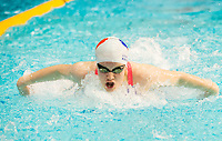 Picture by Allan McKenzie/SWpix.com - 13/12/2017 - Swimming - Swim England Winter Championships - Ponds Forge International Sport Centre - Sheffield, England - Elizabeth Kingham.
