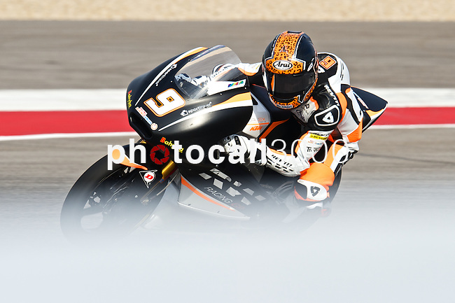 austin. tejas. USA. motociclismo<br /> GP in the circuit of the americas during the championship 2014<br /> 11-04-14<br /> En la imagen :<br /> Moto 3<br /> SCOTT DERUE<br /> photocall3000 / rme