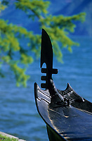 """Europe/Italie/Lac de Come/Lombardie/Bellagio : Villa """"Melzi"""" - Les jardins et le lac"""