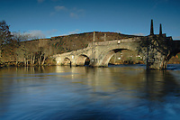 General Wade's Bridge crossing the RIver Tay, Aberfeldy, Perthshire<br /> <br /> Copyright www.scottishhorizons.co.uk/Keith Fergus 2011 All Rights Reserved