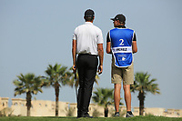 Victor Perez (FRA) during the final round of the Ras Al Khaimah Challenge Tour Grand Final played at Al Hamra Golf Club, Ras Al Khaimah, UAE. 03/11/2018<br /> Picture: Golffile | Phil Inglis<br /> <br /> All photo usage must carry mandatory copyright credit (&copy; Golffile | Phil Inglis)