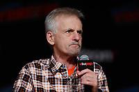 NOVA YORK, EUA, 05.10.2018 - COMIC-CON - Rob Paulsen durante a Comic Con no Jacob K. Javits Convention Center em Nova York nos Estados Unidos nesta sexta-feira, 05. (Foto: Vanessa Carvalho/Brazil Photo Press)