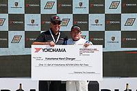 Race 2, GT3 USA, Yokohama Hard Charger, #22 MCR Racing, Porsche 991 / 2014, GT3G: Bart Collins