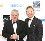 Cameron Mackintosh and Tom Schumacher attend the 2017 Sondheim Award Gala at the Italian Embassy on March 20, 2017 in Washington, D.C..