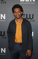 BEVERLY HILLS, CA - AUGUST 4: Camrus Johnson, at The CW's Summer TCA All-Star Party at The Beverly Hilton Hotel in Beverly Hills, California on August 4, 2019. <br /> CAP/MPI/FS<br /> ©FS/MPI/Capital Pictures