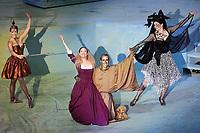 Die Schöne und das Biest - Das Musical auf der Walensee-Bühne
