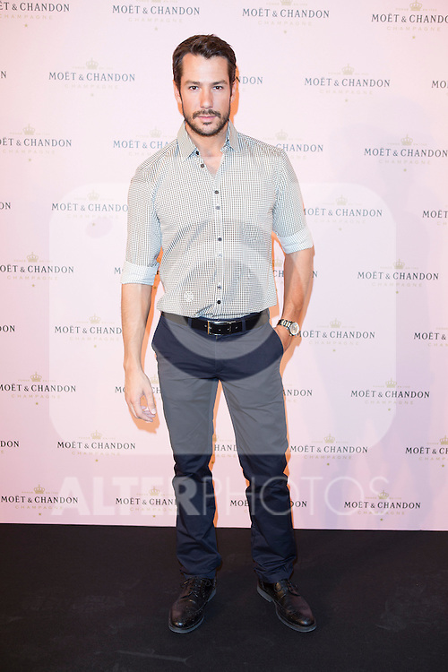 "attends the ""Moon Night Party"" of Moët & Chandon at Casino in Madrid, Spain. September 17, 2014. (ALTERPHOTOS/Carlos Dafonte)"
