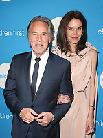 BEVELY HILLS, CA - APRIL 14: Don Johnson, Kelley Phleger, at the Seventh Biennial UNICEF Ball Los Angeles at The Beverly Wilshire Four Seasons Hotel in Beverly Hills, California on April 14, 2018. <br /> CAP/MPIFS<br /> &copy;MPIFS/Capital Pictures