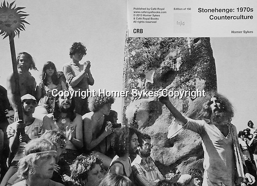 Stonehenge:1970 Counterculture.<br />