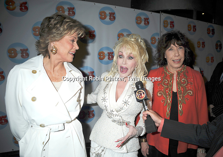 Jane Fonda, Dolly Parton & Lily Tomlin