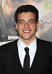"""LOS ANGELES, CA. - February 24: Rami Malek arrives to HBO's premiere of """"The Pacific"""" at Grauman's Chinese Theatre on February 24, 2010 in Los Angeles, California."""