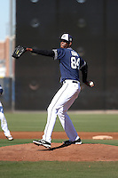 Martires Arias - San Diego Padres 2016 spring training (Bill Mitchell)