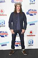 JP Cooper<br /> at the Capital Summertime Ball 2017, Wembley Stadium, London. <br /> <br /> <br /> &copy;Ash Knotek  D3278  10/06/2017