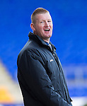 St Johnstone v Ross County.....21.04.13      SPL.Steve Lomas.Picture by Graeme Hart..Copyright Perthshire Picture Agency.Tel: 01738 623350  Mobile: 07990 594431