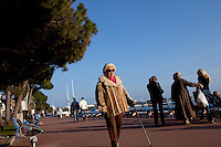 La Croisette, Cannes, France, 3 April 2013