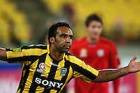 090904 A-League Football - Phoenix v Adelaide United