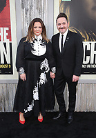 "5 August 2019 - Hollywood, California - Melissa McCarthy, Ben Falcone. Premiere Of Warner Bros Pictures' ""The Kitchen"" held at TCL Chinese Theatre.   <br /> CAP/ADM/FS<br /> ©FS/ADM/Capital Pictures"