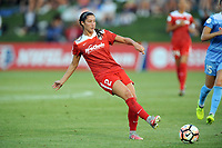Boyds, MD - Saturday August 26, 2017: Arielle Ship during a regular season National Women's Soccer League (NWSL) match between the Washington Spirit and the Chicago Red Stars at Maureen Hendricks Field, Maryland SoccerPlex.