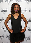 Erin N. Moore attends the Opening Night Performance Celebration for  'The Beast In The Jungle' at The Vineyard Theatre on May 23, 2018 in New York City.
