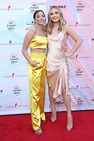 LOS ANGELES, CA - APRIL 6: Mackenzie Ziegler and Maddie Ziegler at the Ending Youth Homelessness: A Benefit For My Friend's Place at The Hollywood Palladium in Los Angeles, California on April 6, 2019.    <br /> CAP/MPI/SAD<br /> ©SAD/MPI/Capital Pictures
