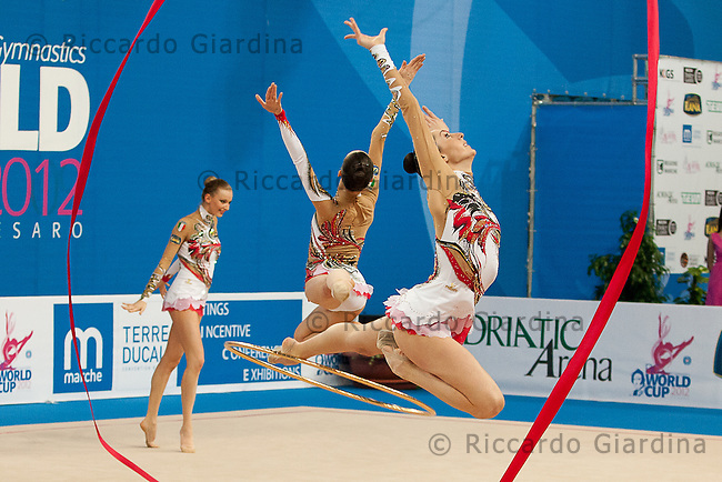 Team ITALY | Hoop + Ribbon