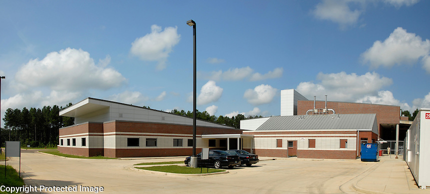 Construction of Mississippi Veterinary Research and Diagnostic Lab