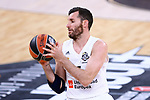 Turkish Airlines Euroleague.<br /> Final Four - Vitoria-Gasteiz 2019.<br /> Semifinals.<br /> CSKA Moscow vs Real Madrid: 95-90.<br /> Rudy Fernandez.