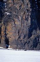 J.Hendricks on Yukon Between Anvik &amp; Grayling<br /> Next to Rock River Bank