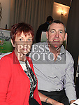 Peter and Mary Briscoe at St. Fechins GFC 75th anniversary dinner in the Westcourt Hotel. Photo:Colin Bell/pressphotos.ie