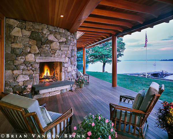 Coastal Maine. Design: Scott Simons Architects