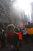 Demonstrators came out New Years Eve to let the city know that corruption will no longer be tolerated and that Chicago leadership needs to answer for its wrongdoings.<br /> <br /> Please 'Like' &quot;Spencer Bibbs Photography&quot; on Facebook.<br /> <br /> All rights to this photo are owned by Spencer Bibbs of Spencer Bibbs Photography and may only be used in any way shape or form, whole or in part with written permission by the owner of the photo, Spencer Bibbs.<br /> <br /> For all of your photography needs, please contact Spencer Bibbs at 773-895-4744. I can also be reached in the following ways:<br /> <br /> Website &ndash; www.spbdigitalconcepts.photoshelter.com<br /> <br /> Text - Text &ldquo;Spencer Bibbs&rdquo; to 72727<br /> <br /> Email &ndash; spencerbibbsphotography@yahoo.com