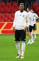 Jerome Boateng (Deutschland Germany) - 12.10.2018: Abschlusstraining der Deutschen Nationalmannschaft vor dem UEFA Nations League Spiel gegen die Niederlande