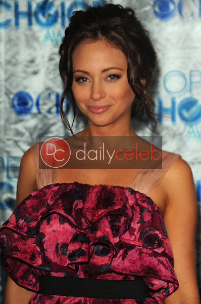 Nicole Dabeau<br /> at the 2011 People's Choice Awards - Arrivals, Nokia Theatre, Los Angeles, CA. 01-05-11<br /> David Edwards/DailyCeleb.com 818-249-4998