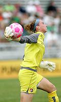 Karen Bardsley..Saint Louis Athletica defeated Sky Blue FC 1-0 at Anheuser-Busch Soccer Park, Fenton, Missouri.