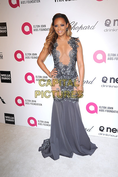 Mel B attends the 2014 Elton John AIDS Foundation Academy Awards Viewing Party in West Hollyood, California on March 02,2014                                                                               <br /> CAP/DVS<br /> &copy;DVS/Capital Pictures