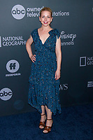NEW YORK, NY - MAY 14:  Lecy Goranson at the Walt Disney Television 2019 Upfront at Tavern on the Green in New York City on May 14, 2019. <br /> CAP/MPI99<br /> ©MPI99/Capital Pictures