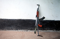 This type of gun is being used at the India-Bangladesh border.