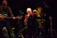 Eric Burdon presents his last album  'Till Your River Runs Dry' at  the Teatro Lara in Madrid, 2013