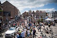 Race start in Aarschot<br /> <br /> Dwars door het Hageland 2019 (1.1)<br /> 1 day race from Aarschot to Diest (BEL/204km)<br /> <br /> ©kramon