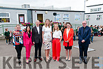 Gael Scoil, Lios Tuathail: Pictured to celebrate 25 years of Gael Scoil, Lios Tuathail on Thursday last wereMarie O'Keeffe, Mairead Ni Chathai Ui Chonchuir, Michael O Muircheartaigh, Seana Ni Chuain, principle, Eibhlin Baroid, Cllr. Aoife Thornton & Canon Declan O'Connor.