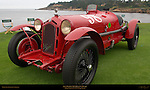 Alfa Romeo 1932 Zagato Monza, Short Chassis 8C 2300 Monza Racer, Pebble Beach Concours d'Elegance