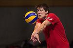Volleyballer Hefter bei Zugunglück ums Leben gekommen