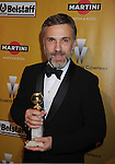 BEVERLY HILLS, CA. - January 17: Christoph Waltz arrives at The Weinstein Company 2010 Golden Globe After Party at The Beverly Hilton Hotel on January 17, 2010 in Beverly Hills, California.
