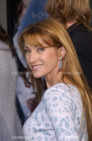 Dec 12, 2004; Los Angeles, CA: Actress JANE SEYMOUR at the world premiere, in Hollywood, of Lemony Snicket's A Series of Unfortunate Events..