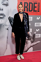 Amaya Valdemoro attends to ARDE Madrid premiere at Callao City Lights cinema in Madrid, Spain. November 07, 2018. (ALTERPHOTOS/A. Perez Meca) /NortePhoto.com