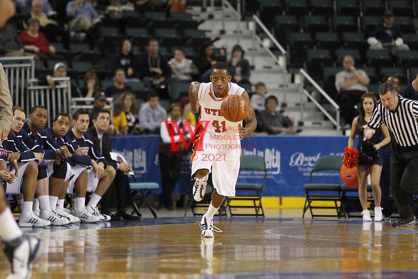 Friday November 26th, 2010. Legends Classic Men's Basketball Tournament
